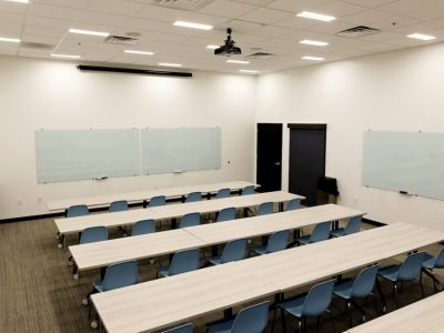 Convergence Office Interior Training Room