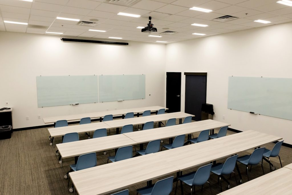 Convergence Training Room