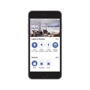 Lutron App Phone