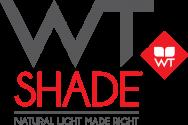 WT Shade logo - Natural Light Made Right