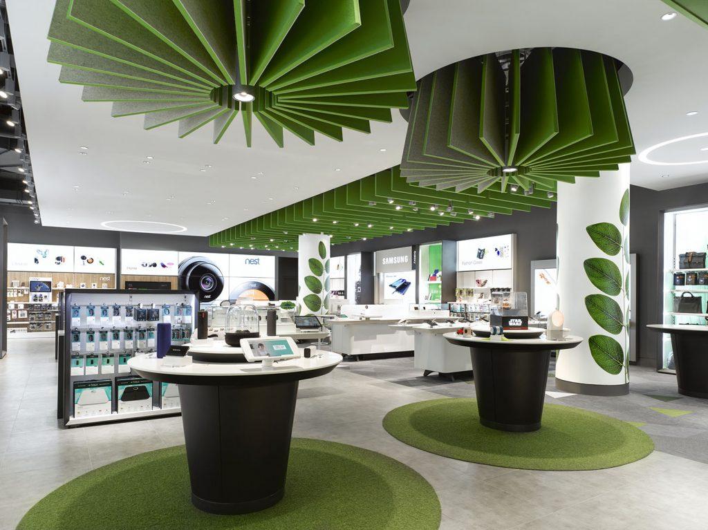 Amerlux- Retail Lighting Round Pendant
