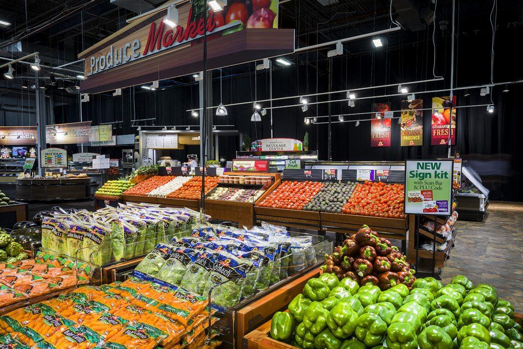 Amerlux – Supermarket Contour Track Head Familyd