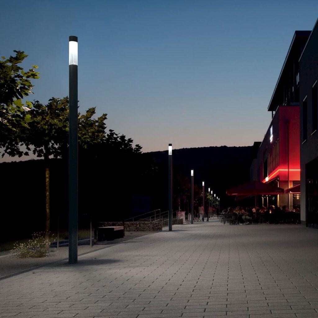 Smart Cities Lighting Inspiration