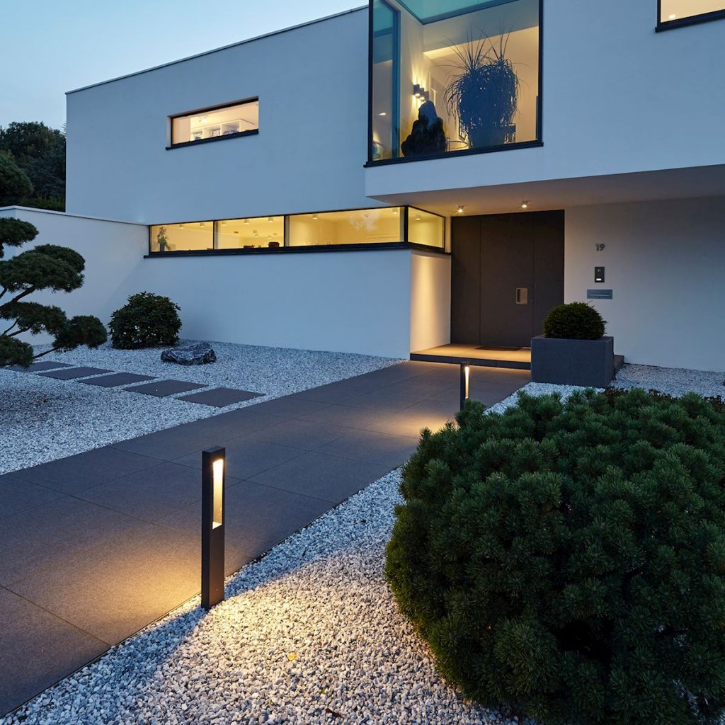 Residential Exterior Lighting Inspiration