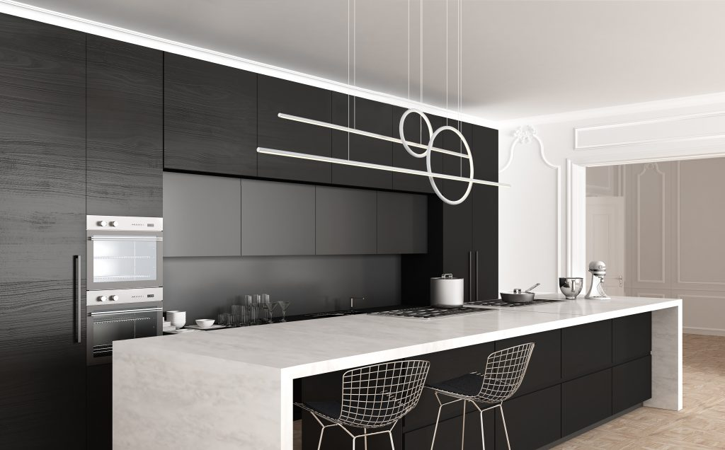 Kuzco - Commercial Interior - Linear Multi-Pendants