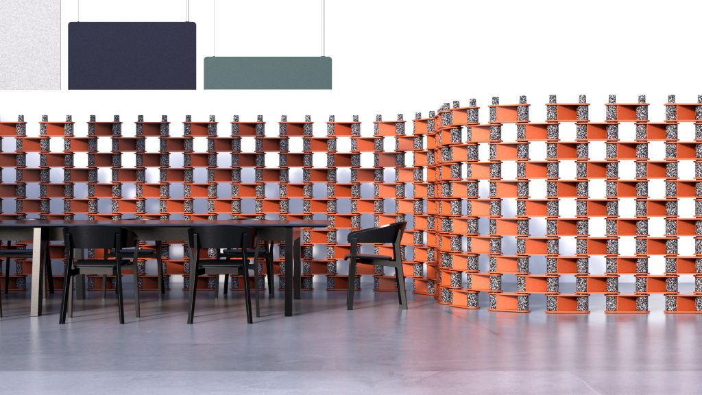 Luxxbox – Furnishings Acoustic Furniture, Baffles, Collaborative, Free-standing, Furniture