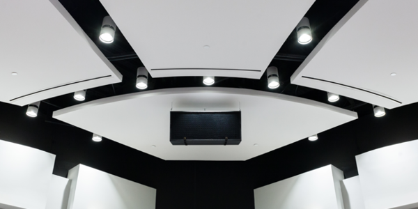 Pathway Lighting - Commercial Interior 2 - Cylinder Lighting