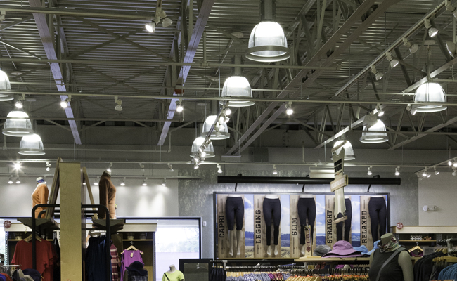 Pathway Lighting - Commercial Interior - Decorative Highbay Lowbay