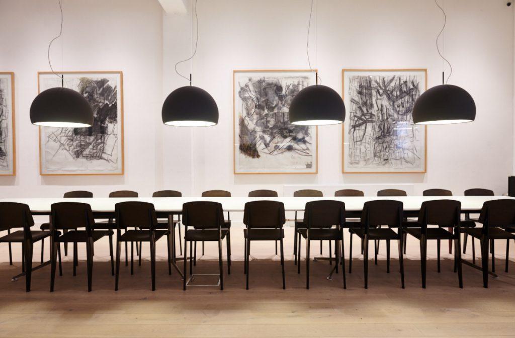 Prandina Commercial Interior 3 BiLuna Pendant
