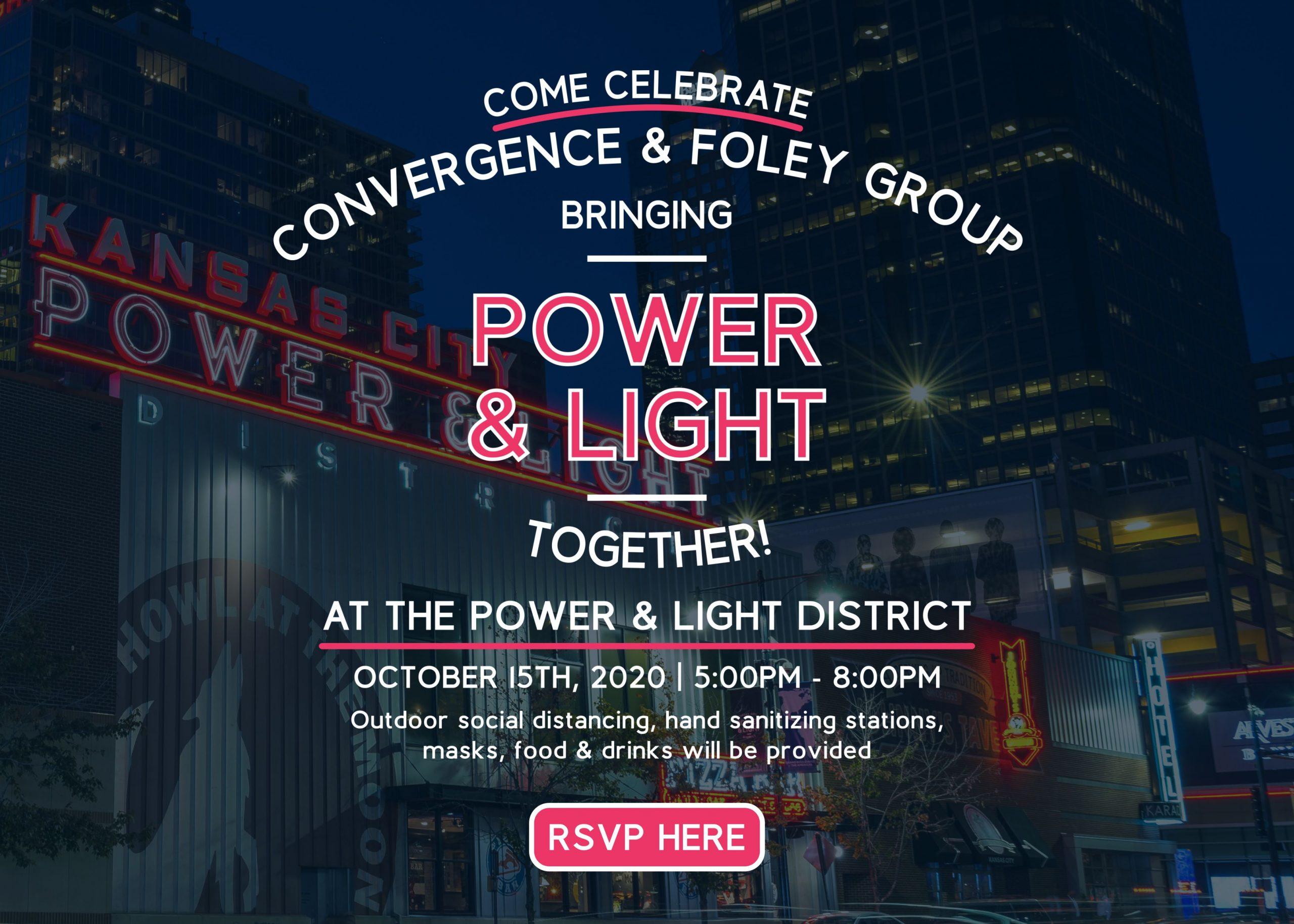 Power & Light 2020