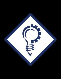 Convergence lighting icon